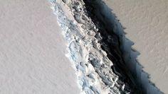 Une photo de la Nasa montre une faille de 90 mètres de large dans la banquise de l'Antarctique