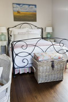 bed #frenchdecor