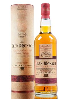 Batch 4 of GlenDronach's cask strength series, matured in a combination of Oloroso & Pedro Ximenez sherry casks, bottled at 54.7% vol.