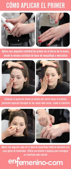 Tutorial de maquilla