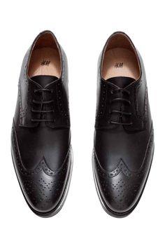 Pantofi brogue din piele | H&M