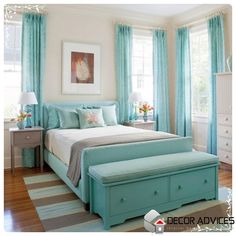 Decorating Your Room With The Turquoise Color