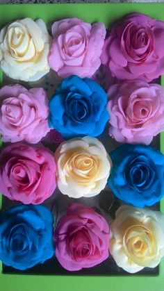 Chiffon bloomy rose  love it love it