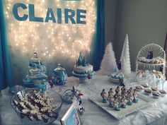 Frozen Birthday Party Ideas | Photo 5 of 12 | Catch My Party