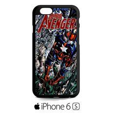 dark avengers iPhone 6S  Case