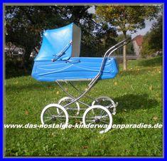 das~nostalgie~Kinderwagenparadies Baby Prams, Little Sisters, Kids And Parenting, Outdoor Chairs, Baby Strollers, Retro Vintage, Children, Art, Dolls Prams