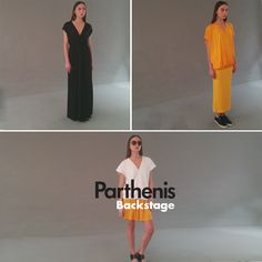 #Parthenis #SpringSummer #2014 #Backstage #photoshooting