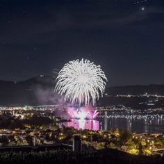 Das kleine Foto 1 X 1 – Seenachtfest Rapperswil-Jona – Feuerwerk Fotografieren