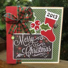Merry Christmas 2017, Christmas Mini Albums, Christmas Scrapbook Layouts, Christmas Minis, Christmas Paper, Scrapbooking Layouts, Christmas Cards, Christmas Journal, Scrapbook Kit