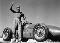 Alberto Ascari su Ferrari 500 F2