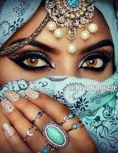 Pasting Area: FullMaterial: ResinNumber of Colors: Shape: SquarePattern Type: PortraitFrame: NoTheme: angel eyesKits Internal Tools: Pen,Glue,Green Plate,Tweeser Arabian Eyes, Arabian Makeup, Arabian Beauty, Arab Women, Cooler Look, Exotic Beauties, Angel Eyes, Stunning Eyes, Cool Eyes