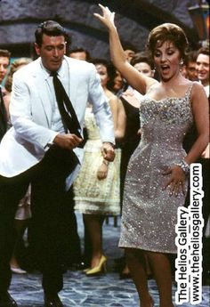 Campy movies from the 60s..one of my favourites, Come September w/Rock Hudson & Gina Lollobrigida