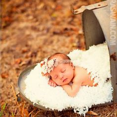 The Cutest Newborn Photos ♥ Ever Special Delivery ♥ The opposite of junk mail. © Provided by Mom.me