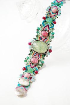Knotted Bracelet by IZIBO