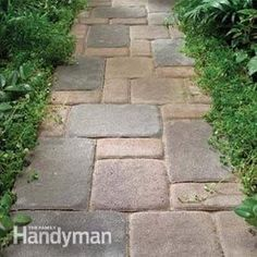 Garden Pathways Ideas | 25 Unique Garden Pathway Design Ideas Is A Post  From: Inthralld | Back/Front Yard | Pinterest | Pathway Ideas, Gardens And  Garden ...