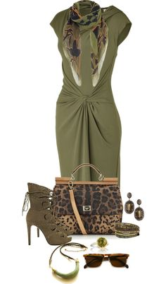 """Untitled #1321"" by lisa-holt on Polyvore"