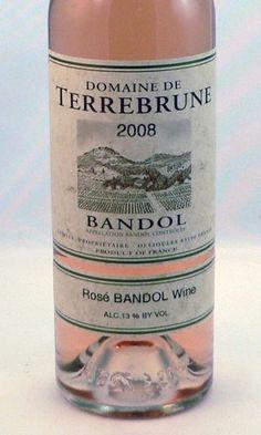 2010 Domaine de Terrebrune (Bandol) Bandol Rose