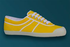 Teniska (žltá)