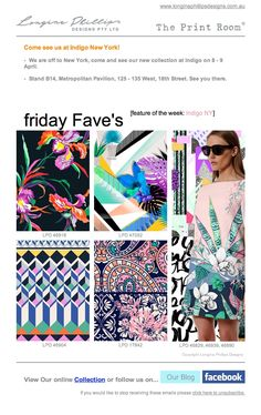friday Fave's 4th April 2014
