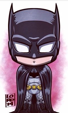 Chibi batman by lordmesa Batman Drawing, Batman Artwork, Batman Wallpaper, Marvel Drawings, Chibi Marvel, Marvel Dc Comics, Marvel Heroes, Batman Chibi, Chibi Superhero