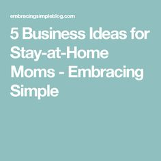 Home Business Idea Running A Daycare Ideas Home Business