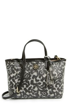 Tory Burch 'Kerrington' Convertible Crossbody Shopper available at #Nordstrom