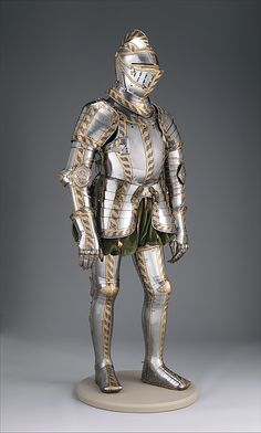 Field and Tournament Armor of Johann Wilhelm (1530–1573), Duke of Saxe-Weimar  Jörg Sorg the Younger  (German, Augsburg, about 1522–1603)