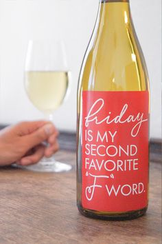 Honest Wine Label Set of four. Self- adhesive vinyl waterproof labels. Cheer Up Gifts, Creative Birthday Gifts, Waterproof Labels, Wine Label, Gifts For Coworkers, Wine Gifts, Adhesive Vinyl, A Funny, Funny Gifts