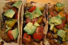 Easy (and Delicious!) Recipe for Vegan Eggplant Tacos | Institute for Integrative Nutrition