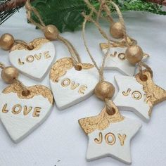 Christmas Clay, Christmas Crafts, Cabin Christmas, Christmas Canvas, Homemade Christmas, Christmas Ideas, Xmas, Christmas Ornaments, Mummy Crafts