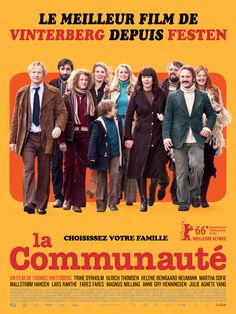 The Commune Movie Online 2016 Hd Movies, Movies To Watch, Movies Online, Movies And Tv Shows, Film 2016, Thomas Vinterberg, Film Streaming Vf, Film Inspiration, Cinema