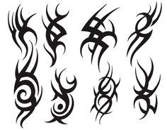 Tribal Tattoo Designs- screenshot