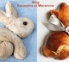 Faire+une+brioche+lapin,+des+recettes