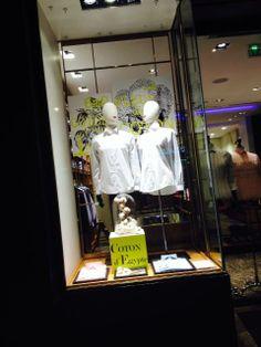 Boutique de Sèvres  #alainfigaret #coton #shirt