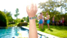 Style your summer wrist with the coolest festival-style wristbands. Check the OOJOO webshop for your favourite designs! Festival Style, Festival Fashion, Bracelets, Summer, Check, Jewelry, Design, Summer Time, Jewlery