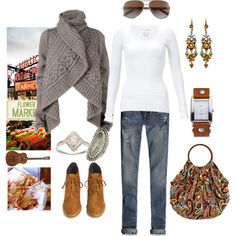 Saturday Market, created by mobaby22 on Polyvore