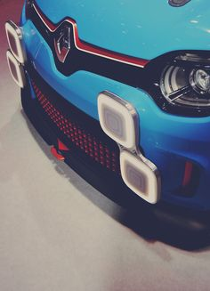 Renault Twingo Twin'Run Concept