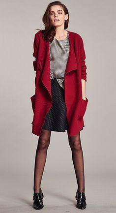 Gianna Short Coat