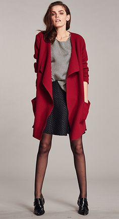 Gianna Short Coat
