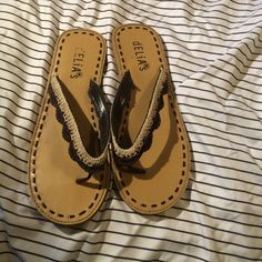 Delia's sandals Delia's sandals size 6 delias  Shoes Sandals