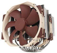 Noctua NH-D15 Premium CPU Cooler with NF-A15 x 2 PWM Retail Cooling Fans - http://pctopic.com/fans-cooling/noctua-nh-d15-premium-cpu-cooler-with-nf-a15-x-2-pwm-retail-cooling-fans/
