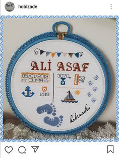 Embroidery Fashion, Diy Embroidery, Embroidery Stitches, Baby Cross Stitch Patterns, Cross Stitch Borders, Bathroom Accessories Luxury, Palestinian Embroidery, Baby Shower Diapers, Diy And Crafts