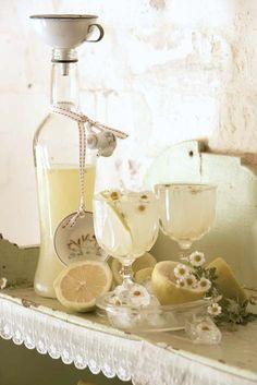 Reader recipe: Lemon syrup