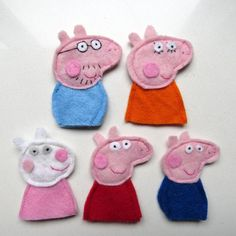 titeres peppa pig - Buscar con Google