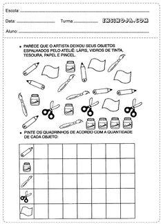 Atividades matemática 2° ano para imprimir – Ensino Já
