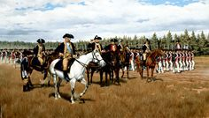 General George Washington, illustration by Larry Selman, reproductions available at www.larryselman.com