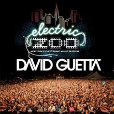 David Guetta is always my best.
