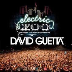 David Guetta is always my best.
