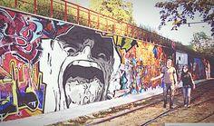 Anger Man Wall Painting ! Anger Is An Energy Street Art Graffiti Angergraffiti Creative Graffiti Snapmoments Crazy Art Wall Art City Life Creative Power Drawing - Art Product Crazy Moments Crazysnap Crazy Me Crazy Face Crazy Time Crazyness Artistic Art, Drawing, Creativity