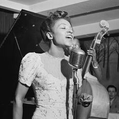 Maxine Sullivan (19111987) was a jazz vocalist and performer from the Homestead neighborhood of #Pittsburgh. Her fifty-year career began in the mid 1930s and she is considered one of the best jazz vocalists of that time laying the groundwork for later jazz singers such as Ella Fitzgerald and Billie Holiday. #BlackHistoryMonth #BHM #CCAC #CCACBHM